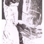 'Feeling', etching