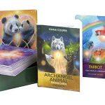 Archangel Animal Oracle Card deck - Diana Cooper & Marjolein Kruijt (c) HAYHOUSE