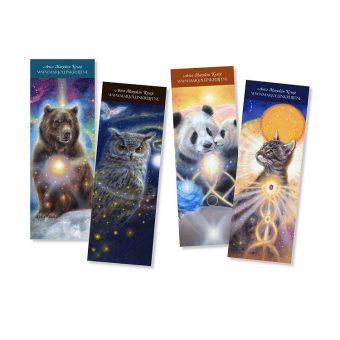 Animal bookmarks- oracle animals- Marjolein Kruijt