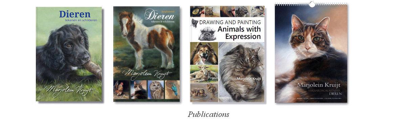 Marjolein Kruijt books calendar and more