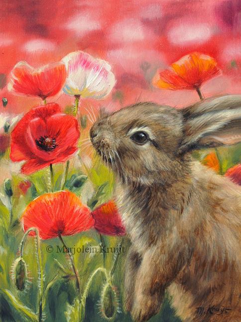 Books For Sale >> Wildlife art by artist Marjolein Kruijt
