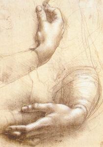 da-vinci-Study-of-hands