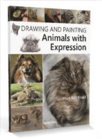 BOOK-painting and drawing animals with expression