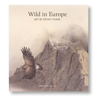 boek-wild-in-europa-renso-tamse-wildlife-kunstenaar