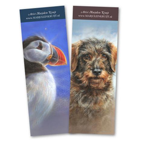 bookmarks by Marjolein Kruijt