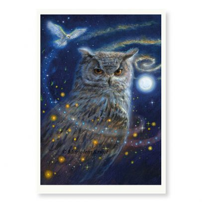 'Owl' - limited edition print