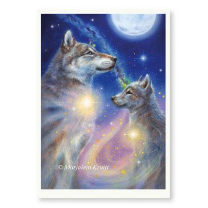 'Wolf' - limited edition print