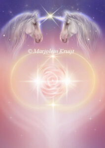 (41) law of grace - oracle card illustration