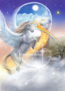 (03) create your vision- unicorn illustration