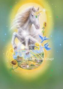 (08) Abundance - Unicorn blessings with Archangel Raphael